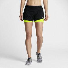 Женские беговые шорты Nike Flex 2-in-1 7,5 см