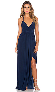 Макси платье ever - MISA Los Angeles