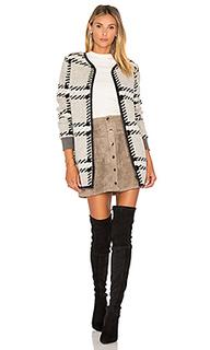 Шерстяная куртка на молнии mira - Greylin