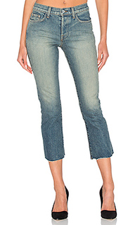 Укороченные расклёшенные джинсы maxwell - baldwin