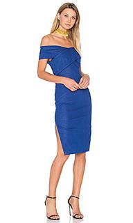 Платье с открытыми плечами sanity - aijek