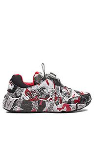 Камуфляжные кроссовки с застёжкой на диске blaze - Puma Select
