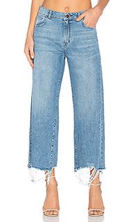 Широкие джинсы hepburn - DL1961
