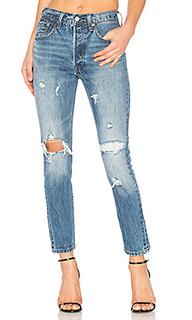 Узкие джинсы 501 - LEVIS