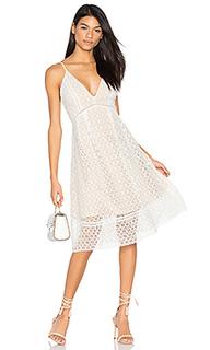 Платье-кроше - J.O.A.