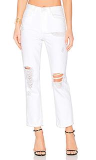 Укороченные прямые джинсы cult - DENIM x ALEXANDER WANG