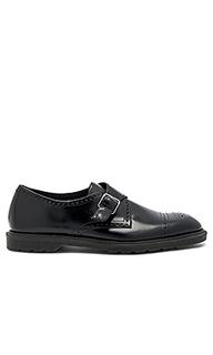 Модельные туфли с декоративной застёжкой cobden - Dr. Martens