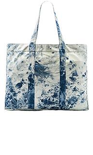 Пляжная сумка-тоут в мраморных тонах - Stussy
