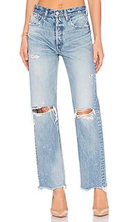 Прямые джинсы odessa - Moussy