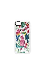 Чехол для iphone 7 tropical birds - Casetify