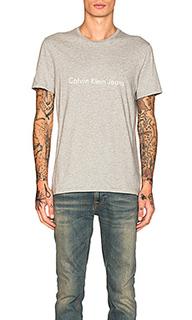 Back issue logo t-shirt - Calvin Klein