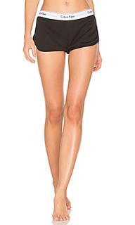 Современные шорты из хлопка - Calvin Klein Underwear