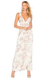 Макси платье magnolia - MAJORELLE