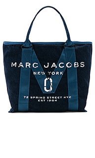Сумка-тоут с новым логотипом - Marc Jacobs