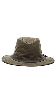 Шляпа shelter packer - Filson