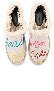 Эспадрильи baylee beach hair dont care - Rebecca Minkoff