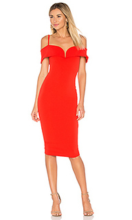 Платье миди pretty woman - Nookie