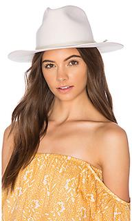 Шляпа федора amarillo - Brixton