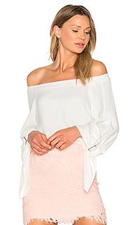 Buckle sleeve top - Bardot