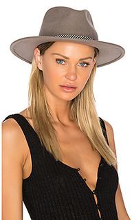 Шляпа федора aries - Brixton