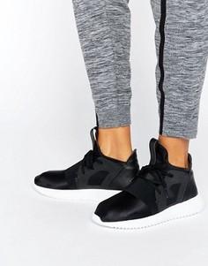 Черные кроссовки adidas Originals Tubular Defiant - Черный