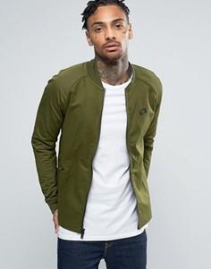Зеленый бомбер Nike 832192-331 - Зеленый