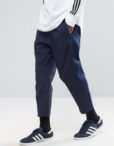 Синие джоггеры adidas Originals AC 7/8 BK0018 - Синий