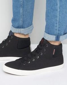 Высокие кроссовки Jack & Jones Dunmore - Черный