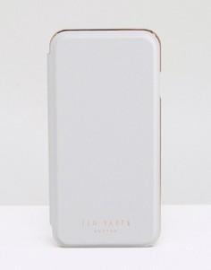 Чехол для iPhone 6 с зеркальцем Ted Baker - Серый