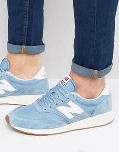 Синие кроссовки для бега в стиле 70-х New Balance 420 MRL420SP - Синий