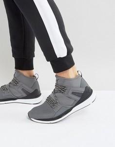 Высокие серые кроссовки Puma Blaze Of Glory Limitless 36312603 - Серый