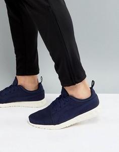 Темно-синие сетчатые кроссовки для бега Puma Carson 18917315 - Темно-синий