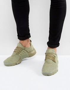 Зеленые кроссовки Nike Air Presto Ultra Breathe 898020-200 - Зеленый