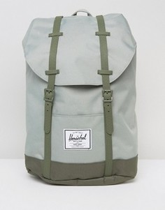 Рюкзак объемом 19,5 л Herschel Supply Co - Зеленый