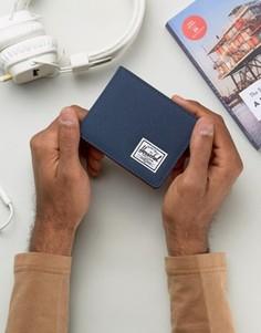 Бумажник двойного сложения Herschel Supply Co Roy - Темно-синий