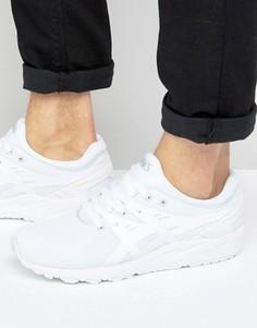 Белые кроссовки Asics Gel-Kayano Evo H707N 0101 - Белый