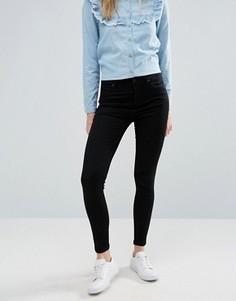 Зауженные джинсы ADPT Act - Черный