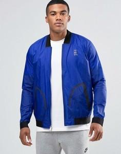 Темно-синяя куртка‑пилот Nike 789568-455 - Темно-синий
