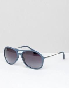 Солнцезащитные очки Ray-Ban Alex Visor - Синий