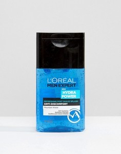 Освежающий лосьон после бритья LOreal Paris Men Expert Hydra Power, 125 мл - Мульти