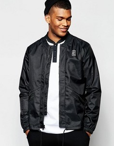 Черная куртка Nike Nk Court 810145-010 - Черный
