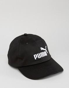 Черная кепка Puma ESS 5291909 - Черный