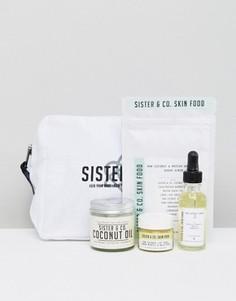 Косметический набор Sister & Co Jet Set - Бесцветный