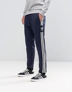 Синие джоггеры adidas Originals ID96 AY9258 - Синий