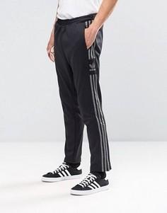 Черные джоггеры adidas Originals ID96 AY9259 - Черный