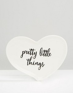 Блюдце для украшений Sass & Belle Pretty Little Things - Мульти