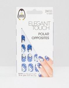 Накладные ногти Elegant Touch Polar Opposites - Мульти