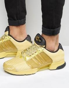 Золотистые кроссовки adidas Originals Clima Cool 1 BA8569 - Золотой