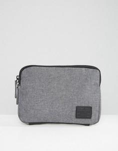 Чехол для Ipad Mini с контрастной молнией ASOS - Серый