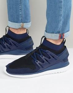 Синие кроссовки adidas Originals Tubular Nova Primeknit S80108 - Синий